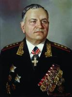 Генерал армии А.В.Хрулев